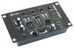 Skytec STM-2211B 4-Kanaals mengpaneel budget