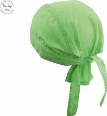 New Age Devi - Sport Bandana - Unisex - One Size - Lime Groen