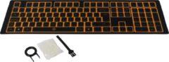 Zwarte DELTACO GAMING GAM-001 Keybord Verbeterset, 5 Jaar Garantie