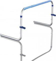 Blauwe Gymstick Bounce Back verstelbare horde 40 - 60 cm