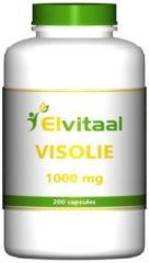 Elvitaal Visolie 1000 mg omega 3 30% 200 Capsules