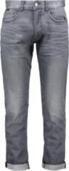 Grijze Tom Tailor Regular Fit Heren Jeans - Maat W33 X L34