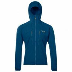 Rab - Borealis Jacket - Softshelljack maat M, blauw