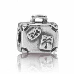 Pandora Bedel zilver 'Reiskoffer' 790362