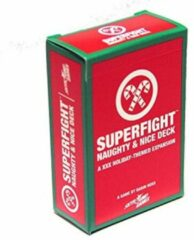 Skybound Games Superfight The Naughty & Nice Deck