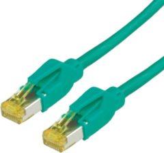 Draka UC900 premium S/FTP CAT6a Gigabit netwerkkabel / groen - 2 meter