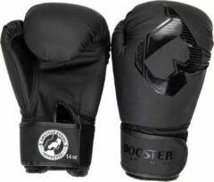 Booster fight gear Booster Fightgear - bokshandschoenen - Boxing Approuved - Zwart - 14oz