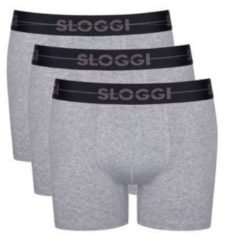 Grijze Sloggi Everyday Comfort boxershort (set van 3)