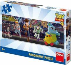 Dino Toys Dino Panorama Puzzel Toy Story 4 - Escape 150 stukjes