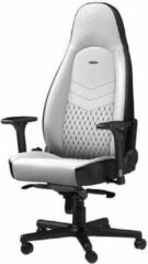 Noblechairs ICON - Gaming Stoel - Zwart/Wit