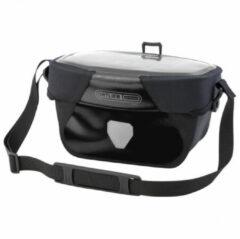 Ortlieb - Ultimate Six Free 5 - Stuurtas maat 5 l, zwart/grijs