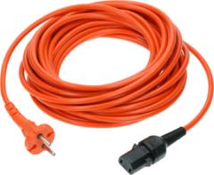 Nilfisk entfernbares Kabel 10 m orange für Staubsauger 107402676