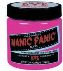 Manic Panic Amplified Cotton Candy Pink - Haarverf