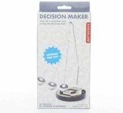 Zilveren Kikkerland Beslissingsmaker - Small decision maker - Beslissingsbal - Small