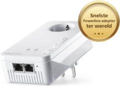 Witte Devolo Magic 2 WiFi - Wifi Powerline - Uitbreiding - NL