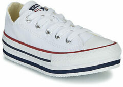 Witte Hoge Sneakers Converse Chuck Taylor All Star Platform Eva Everyday Ease