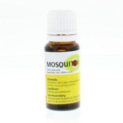 Mosquitox Citronella olie 10 Milliliter