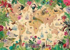 Legpuzzel - 1000 stukjes - World Of Life - Gibsons puzzel