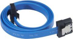 Akasa PROSLIM SATA 3.0 50cm SATA-kabel 0,30 m Blauw