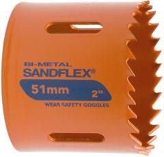 Bahco Sandflex gatzaag bi metaal 44 mm. 383044vip