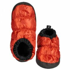 Rode Nordisk - Mos Down Shoes - Hutpantoffels maat XS rood/zwart