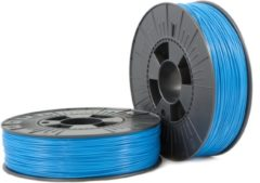 Blauwe ABS 1,75mm sky blue ca. RAL 5015 0,75kg - 3D Filament Supplies
