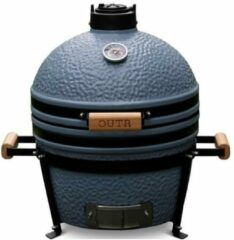 Outr Medium Kamado Barbecue Grijs