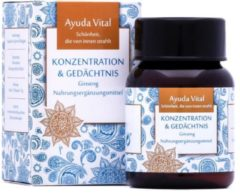 AyudaVital Konzentration & Gedächtnis - Ginseng