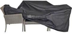 Lesliliving Polyester beschermhoes voor grote zitgroep 300x250x100cm