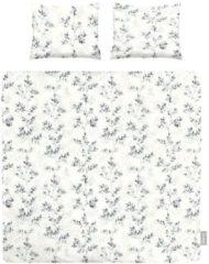 ISeng Spring - Dekbedovertrek - Lits-jumeaux - 240x200/220 cm + 2 kussenslopen 60x70 cm - Groen
