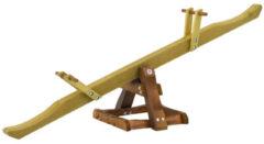 Zandkleurige Plum houten wip wap