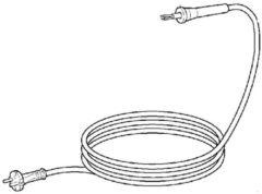 Metabo Kabel mit CEE-Stecker für Elektrowerkzeuge 344485880