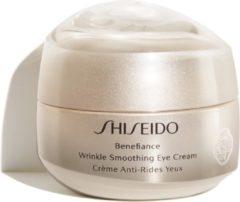 Shiseido Benefiance Wrinkle Smoothing Eye Cream oogcrème 15 ml