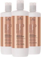 Schwarzkopf Professional Schwarzkopf - Blond Me - Premium Developer - Vol 40 (12%) - 1000 ml