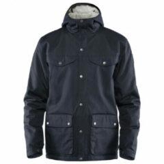 Groene Fjällräven Fjallraven Greenland Winter Jacket Outdoorjas Heren - Night Sky - Maat S