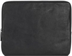 "Zwarte Burkely Antique Avery Laptopsleeve 13.3"" black Laptopsleeve"