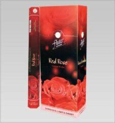 Flute Wierook Red Rose (6 pakjes)