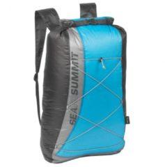 Blauwe Sea to Summit - Ultra-Sil Dry Daypack 22L - Dagbepakking maat 22 l turkoois/grijs/zwart/blauw