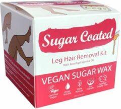 Sugar Coated Leg Hair Removal Kit Ontharingstool