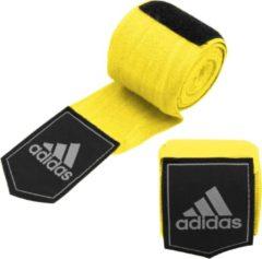 Adidas Boxing Crepe - Bandage - 455 cm - Geel