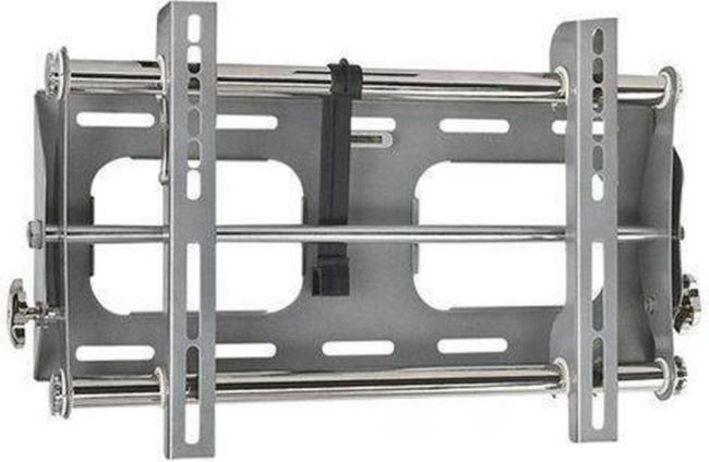 Afbeelding van DMT PLB-6 - Kantelbare muurbeugel - Geschikt voor tv's van 23 t/m 37 inch - Zilver