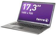 TERRA MOBILE 1713A 1.6GHz N3710 Intel® Pentium® 17.3Zoll 1600 x 900Pixel Schwarz Notebook 1220529