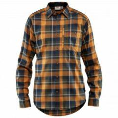 Fjällräven - Fjällglim Shirt - Overhemd maat S bruin/zwart