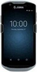 Zebra TC52 WLAN NFC 4GB/32GB 2D 5IN SE4710 5/13MP 4150 MAH VOIP GMS PDA 12,7 cm (5'') 1280 x 720 Pixels 249 g Zwart, Zilver