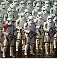 Procos Papieren servetten Star Wars VII™ - Feestdecoratievoorwerp