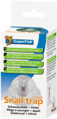 Superfish Slakkenvanger - Aquarium Toebehoren - 5.9x6x10.6 cm Transparant