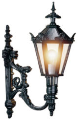 Groene KS Verlichting K.S. Verlichting Gevelverlichting Wandlamp Diana + Steun Diana + K7C + kronen