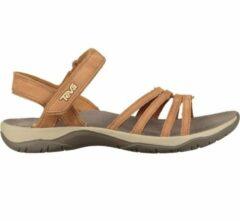 Teva - Women's Elzada Sandal Lea - Sandalen maat 9, bruin