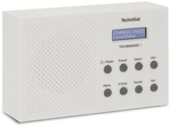 TechniSat Techniradio 3 Transistorradio DAB+, FM Wit