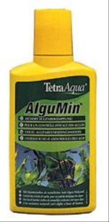 Afbeelding van Tetra Aqua Algumin Bio Algenremmer - Algenmiddelen - 100 ml